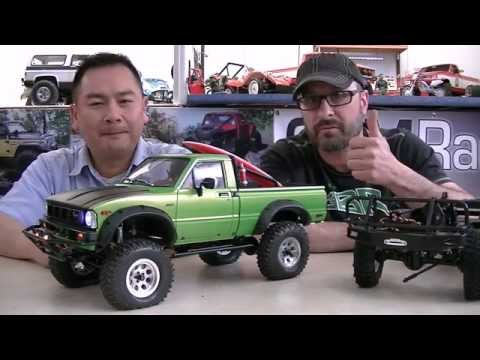 ScaleGarage Rig Review - TF2 Toyota Hilux