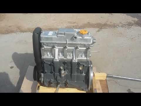 Обзор двигатель ВАЗ 11186 21116 Лада Гранта Калина Приора АвтоТех