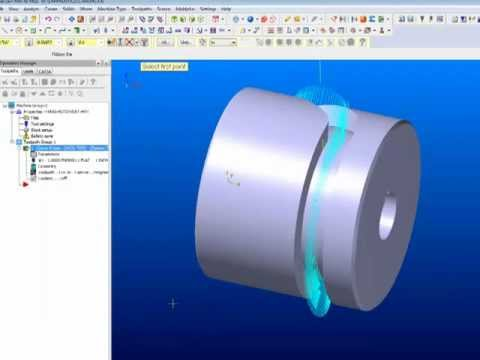 5 Axis Programming in Mastercam Part one in a four part series