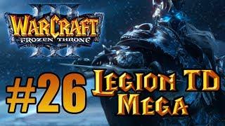 🔴 Trực tiếp : Warcraft III   Room : Custom Map Tong Top Room 01   Legion TD Mega