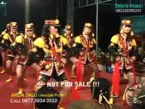 Seni Tari Angguk ArumDalu Sentolo Kulonprogo Traditional Art Dance