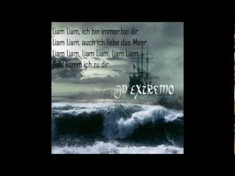 In Extremo - Liam (deutsche Version) with Lyrics