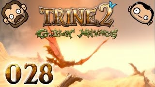 Let's Play Together Trine 2 #028 - Auf Tauchstation [720p] [deutsch]