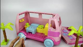 Dora with A wonderful Car toy | Opening Toys For Kids!