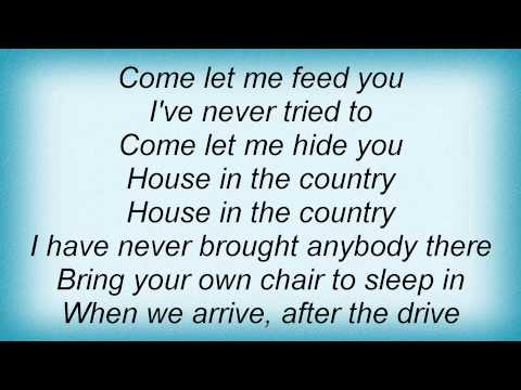 Blood, Sweat & Tears - House In The Country