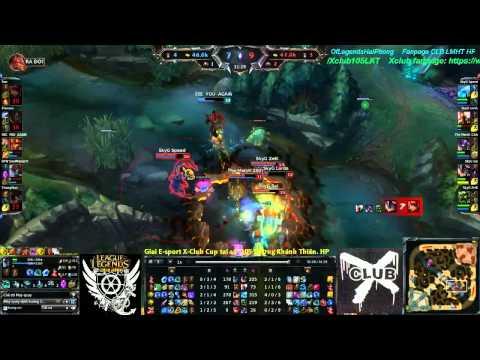 [17.05.2015] Net 420 vs Sky Game Highlights - [E-sport X-Club Cup lần thứ 62] [Bán Kết - Bo1]