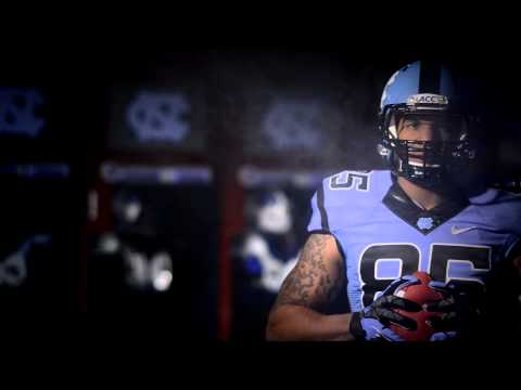 UNC Football - 2013 Uniform Unveiling and Reaction