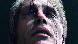 DEATH STRANDING Trailer 4K (Jeu Hideo Kojima - TGA 2016)