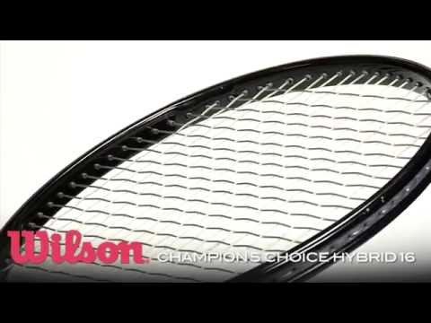 Wilson Champion's Choice 16 String Review