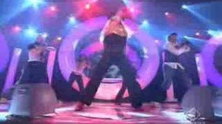Britney Spears - Me Against The Music Live Top of the Pops