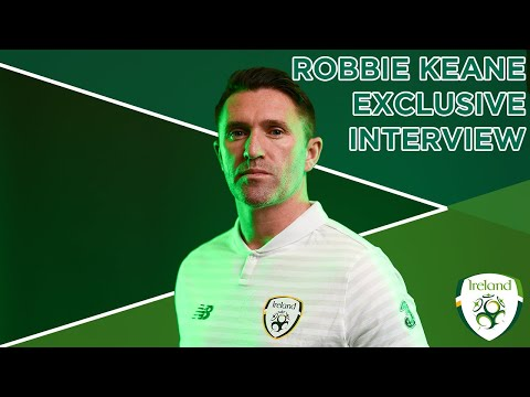 EXCLUSIVE INTERVIEW | Robbie Keane talks to FAI TV ahead of Denmark qualifier