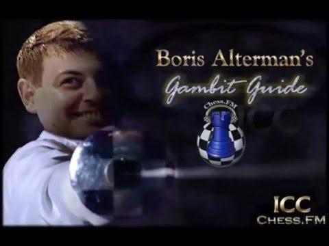 GM Alterman's Gambit Guide - Kasparov Gambit - Part 3 at Chessclub.com