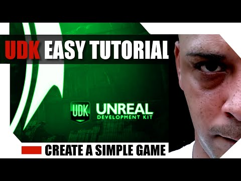 How to create a Game in Unreal Engine - Tutorial 1 - EASY START