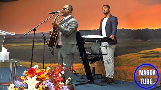 AGEGNEHU YIDEG LIVE  MEZMUR - LAS VEGAS ETHIOPIAN WORD OF FAITH CHURCH