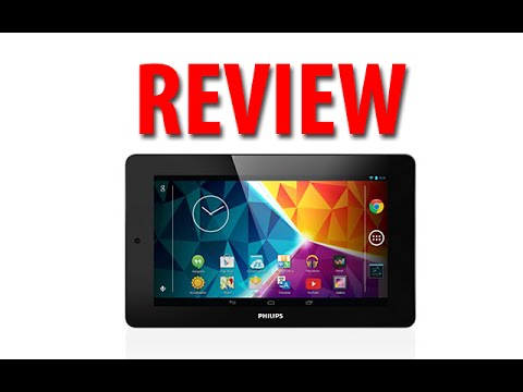 Review: Tablet Philips PI2010B1X Dual Core R$199