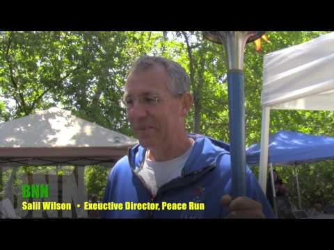 BNN: Bennington News Network:  The Peace Run!