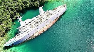 Most Mysterious Abandoned Ships