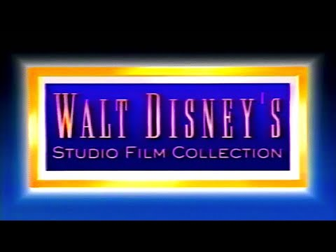 Walt Disney's Studio Film Collection - Trailer
