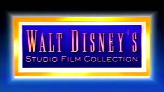 Walt Disney's Studio Film Collection Trailer