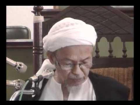 01/10 Penjelasan Isu Liwat Dato Seri Anwar Ibrahim - Tuan Guru Haji Nik Abdul Aziz Nik Mat