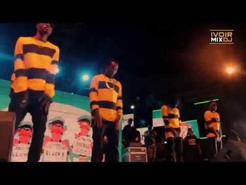 Ivoirmixdj - Kiff No Beat En Guest Star Au Concert De Davido à Abidjan Fait Délirer Le Public video