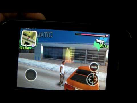 ( Meio OLD já) Gang$tar, pode se dizer de um GTA para iphone