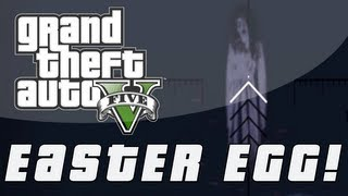 Grand Theft Auto 5 | Ghost of Mt. Gordon Easter Egg (GTA V)