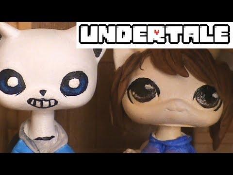 LPS : UNDERTALE - 3 серия