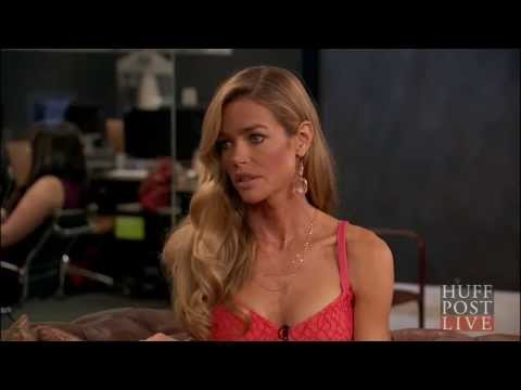 Denise Richards Opens Up On Charlie Sheen's 'Trainwreck' Meltdown | HPL