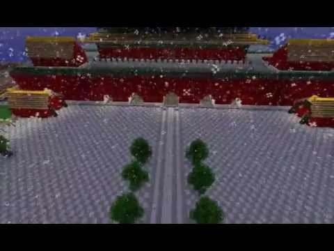 Watch Minecraft: Replica of China! (2.1 Billion Blocks) - Uberagon