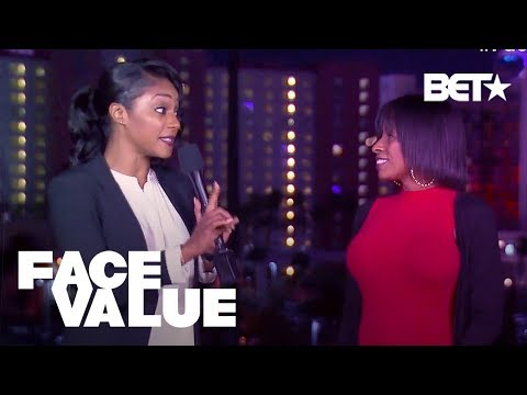 Tiffany Haddish Interviews Strangers in the Streets of Vegas and it Gets Crazy  | Face Value