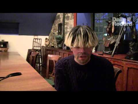 Tim Burgess in Glasgow for Oran Mor gig