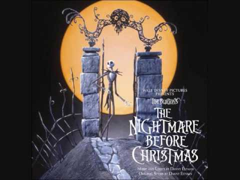 Nightmare Before Christmas (O Estranho Mundo de Jack) - Tim Burton`s
