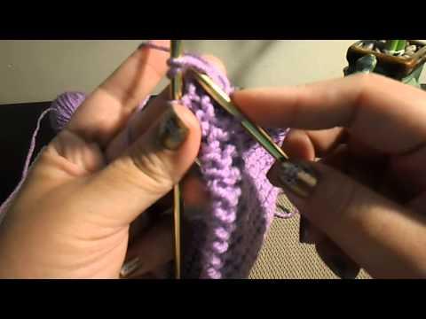Como hacer un cuello diferente con un rectangulo de tejido.