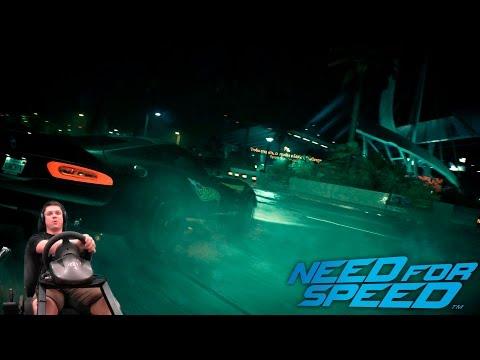 Настоящая Американская мощь - Dodge Viper SRT - Need For Speed 2016 на руле Fanatec Porsche 911 GT2