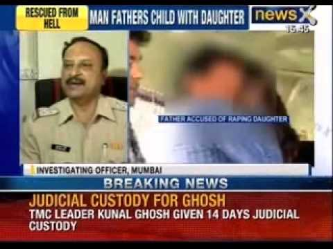 Monster Father, Raped Daughter For Twelve Years. Fathers A Child From Her - Newsx video