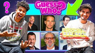 Guess That Famous Actor vs. Mopi - INSANE Guess Who #5