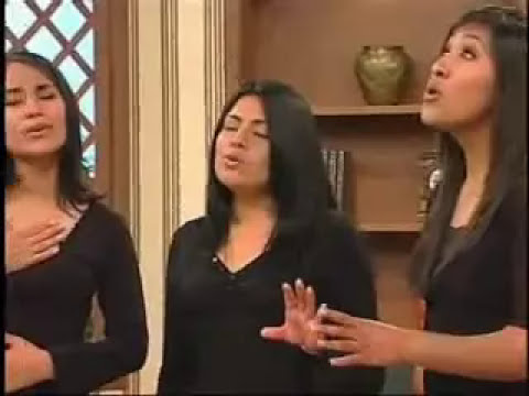 Cuarteto OLAM - Oh cuan dulce es fiar en Cristo