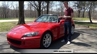 Review: 2004 Honda S2000
