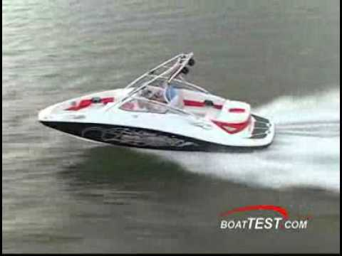 Sea Doo 230 Wake 2008 By Boattest Com Youtube