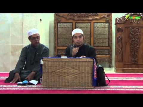 Ust. Muflih Safitra - Penjelasan Kitab At Tibyan Bag. 9