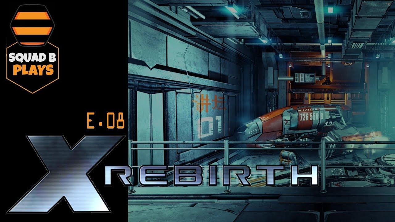 x Rebirth E08 'the Station