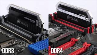 Linus Tech Quickie: Corsair Dominator Platinum extreme performance DDR4 memory