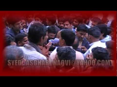 Shabbir (A.S) Tera Sajda (marakiwal party) (Kharota Syedan sialkot...