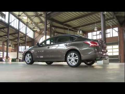 Nissan Teana 2013, обзор