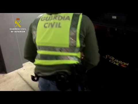 Robo violento entre traficantes de drogas en Arucas