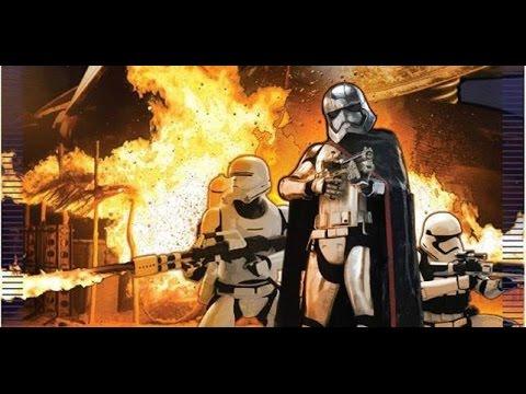 Star Wars Episode 7 Chrome Trooper/Captain Phasma Discussion