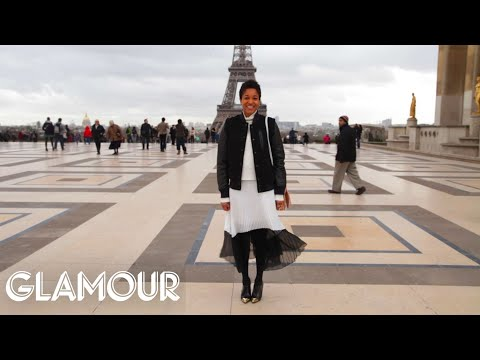 How to Dress Like You Live in Paris- Tricks of the Trends Paris Fashion Week Fall 14