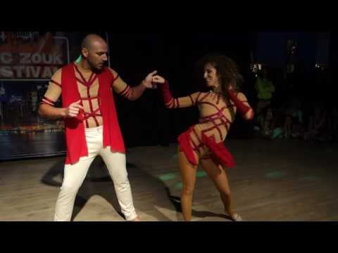 00131 NYCZF2016 Shani and Ivo ~ video by Zouk Soul