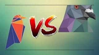 Pigeoncoin VS Ravencoin explained